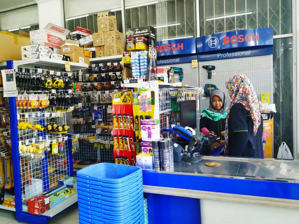 Kunjungan Tim Sales PT Utomo Utomo Ke Toko Inti Bangunan Sunter Jakarta Utara